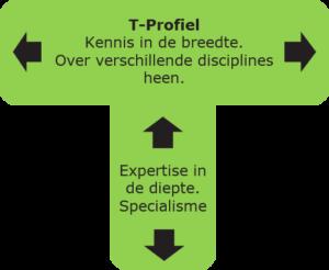 T-Profile of T-Shaped profiel.