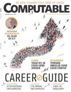 Cover Computable Career Guide 2020
